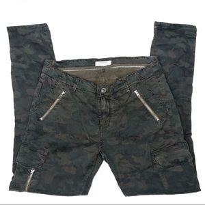 Zara Premium Collection Camo Pants 6